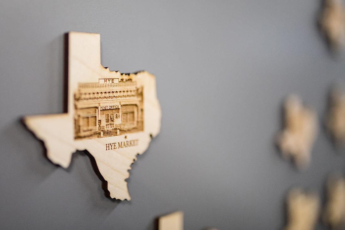Hye Market in Hye, TX