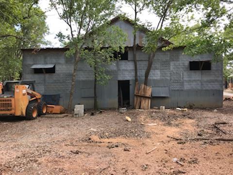 Hye Dance Hall - Renovation Project 2018